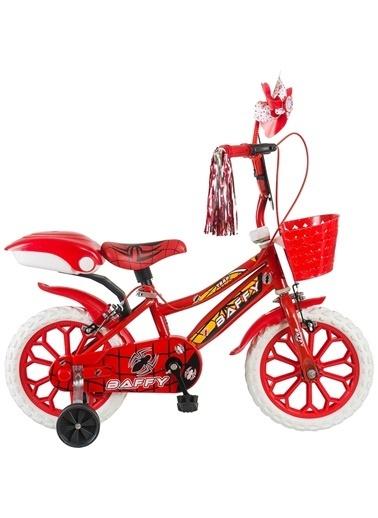 Tunca Tunca Baffy 15 Jant 3 - 6 Yaş Çocuk Bisikleti Kırmızı